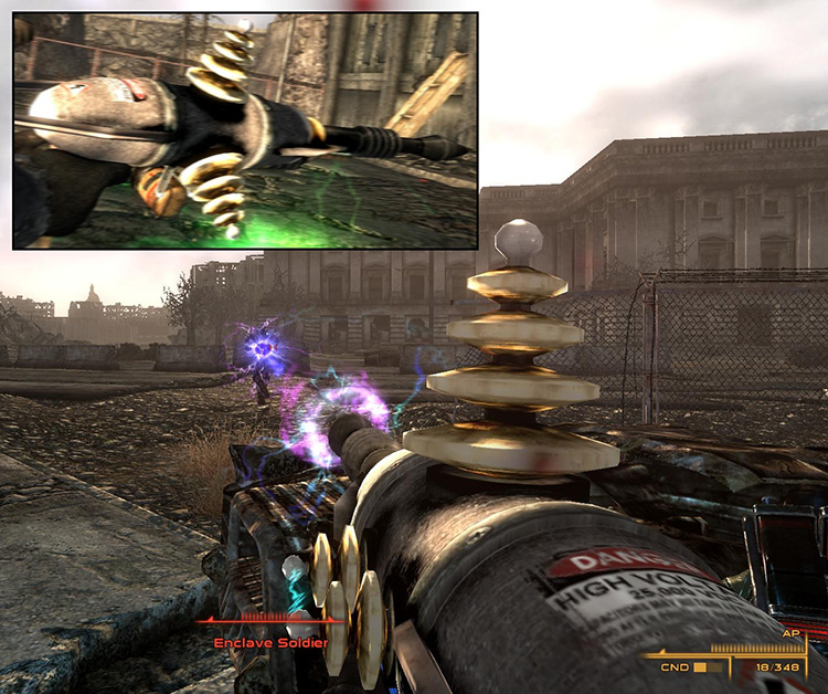 Energy Weapons Enhanced Fallout 3 Mod