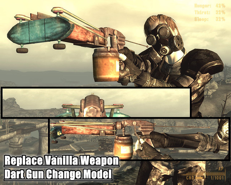 FWE – Combat Overhaul Fallout 3 Mod