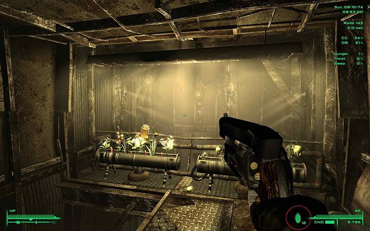FPS Grenade Hotkey Fallout 3 Mod