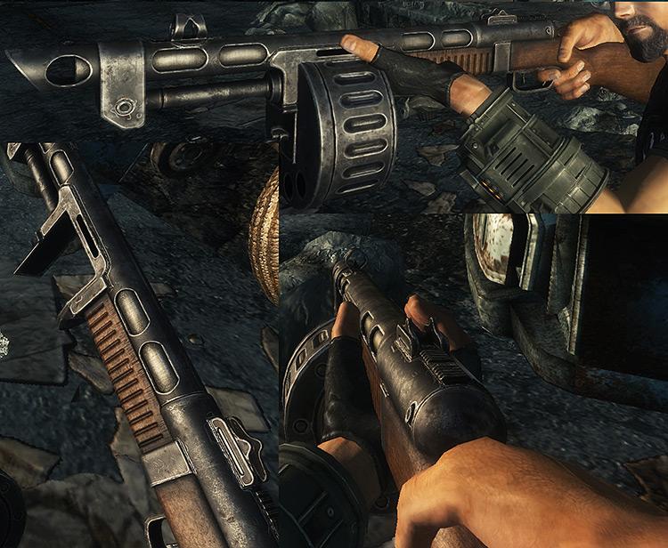 Combat Shotgun Replacer Fallout 3 Mod