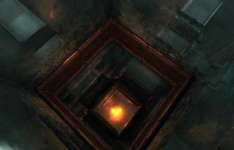 Cube Experiment Fallout 3 Quest Mod