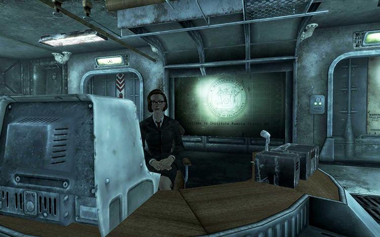 The Institute Fallout 3 Quest Mod