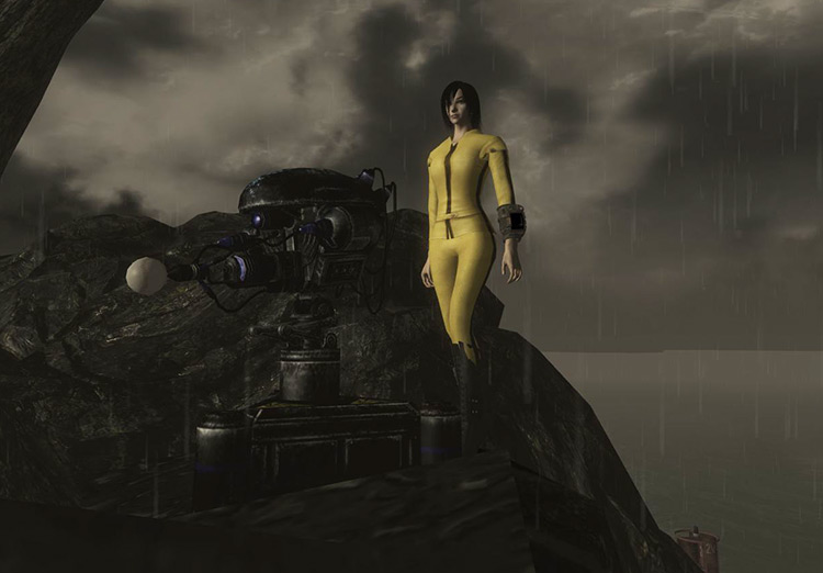 An Evening with Mister Manchester Fallout 3 Quest Mod
