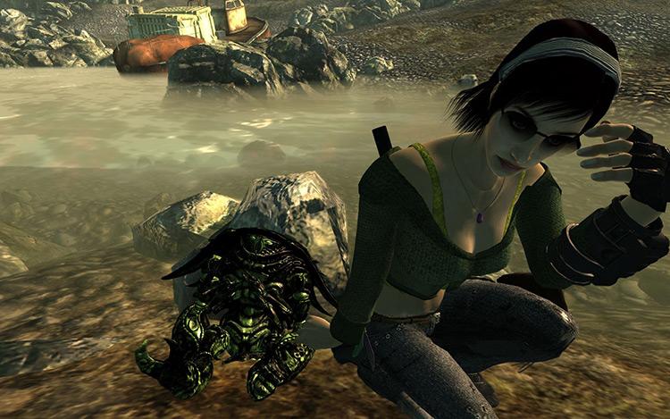 The Mantis Imperative Fallout 3 Quest Mod
