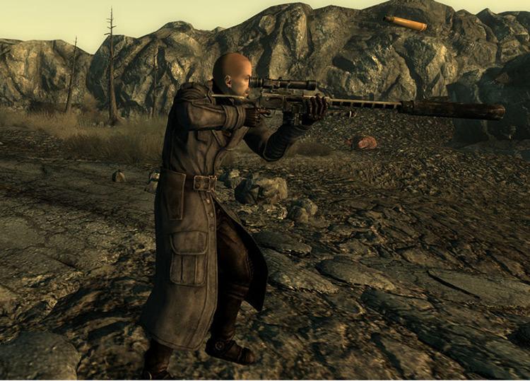 MERC 2 Fallout 3 Quest Mod