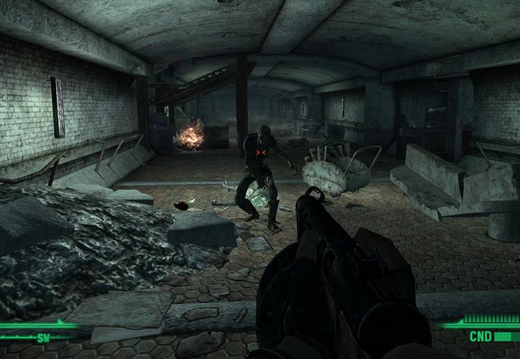 The Crimson Caravan Fallout 3 Quest Mod