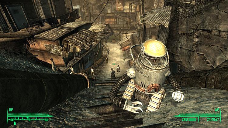 More 2 Megaton Fallout 3 Quest Mod