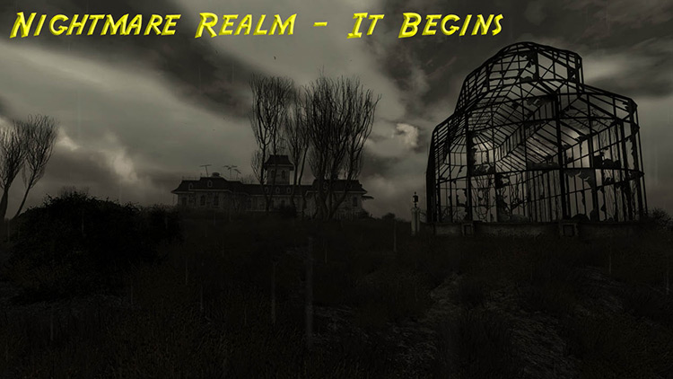 Nightmare Realm Fallout 3 Quest Mod