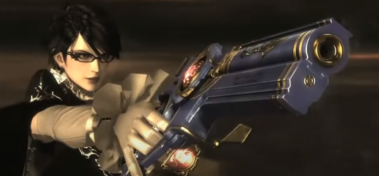 Bayonetta 2 HD intro screenshot
