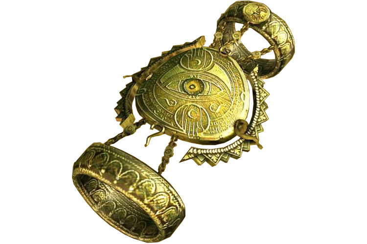 Moon of Mahaa-Kalaa accessory