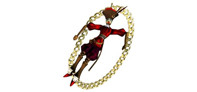 Immortal Marionette accessory
