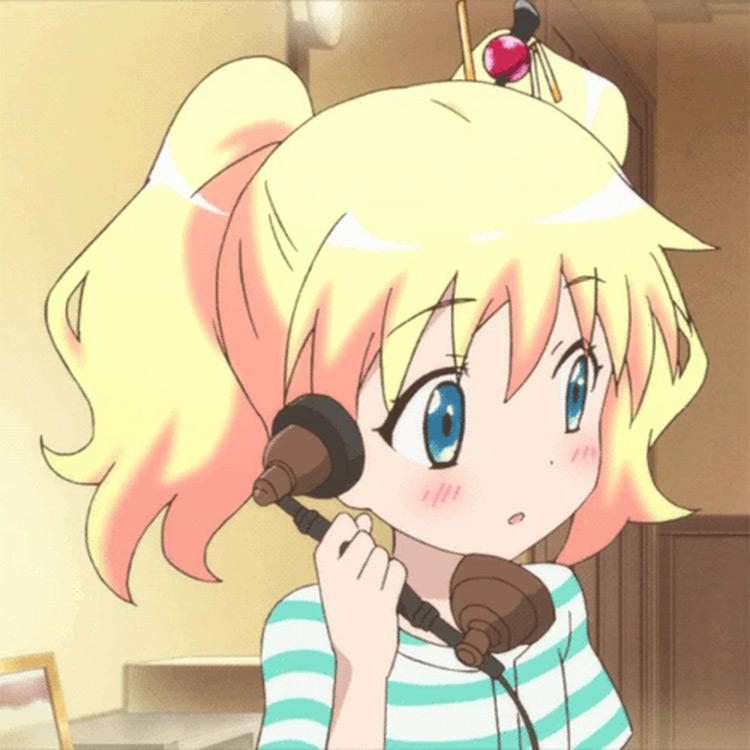 Alice Cartelet in Golden Mosaic anime