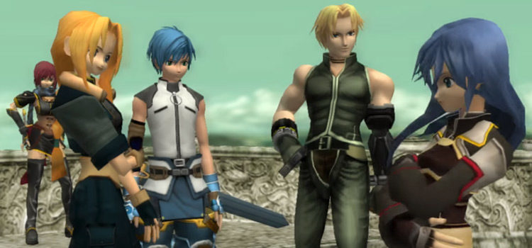 Best Star Ocean Games In The Entire Series, Ranked