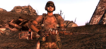Scavanger Armor preview FO3