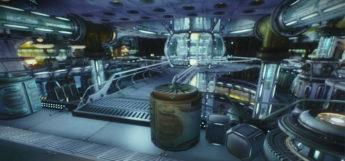 Interior Fallout3 screenshot