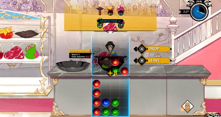 Battle Chef Brigade gameplay screenshot