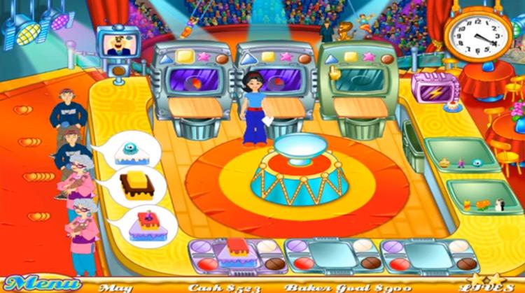 Cake Mania Series gameplay screenshot