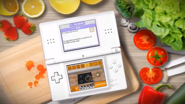 What's Cooking with Jamie Oliver gameplay screenshot