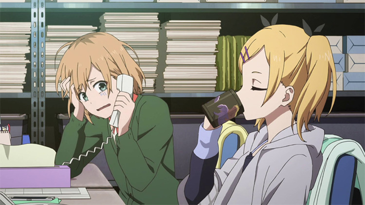 Shirobako anime preview