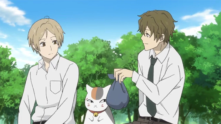 Natsume Yuujinchou anime screenshot