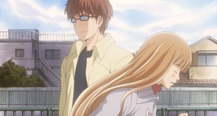 Honey and Clover anime screenshot