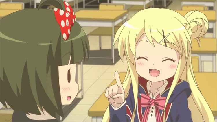 KINMOZA anime screenshot