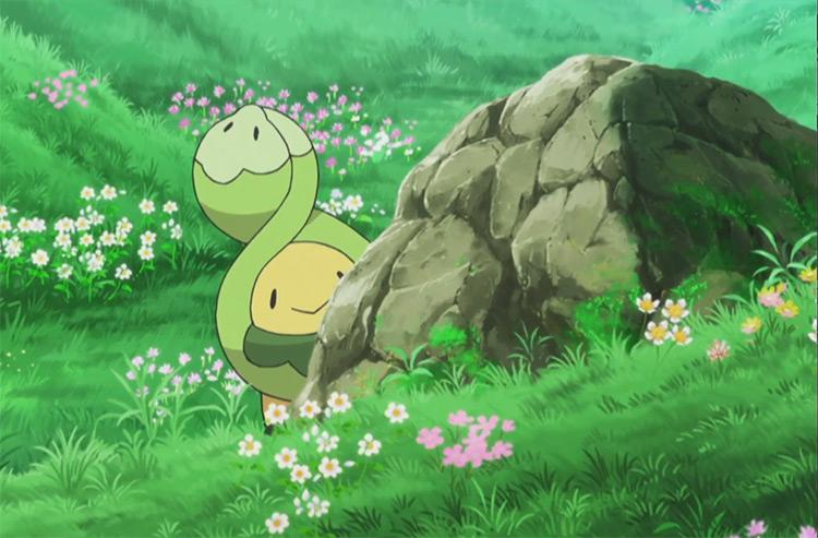 Budew in pokemon anime