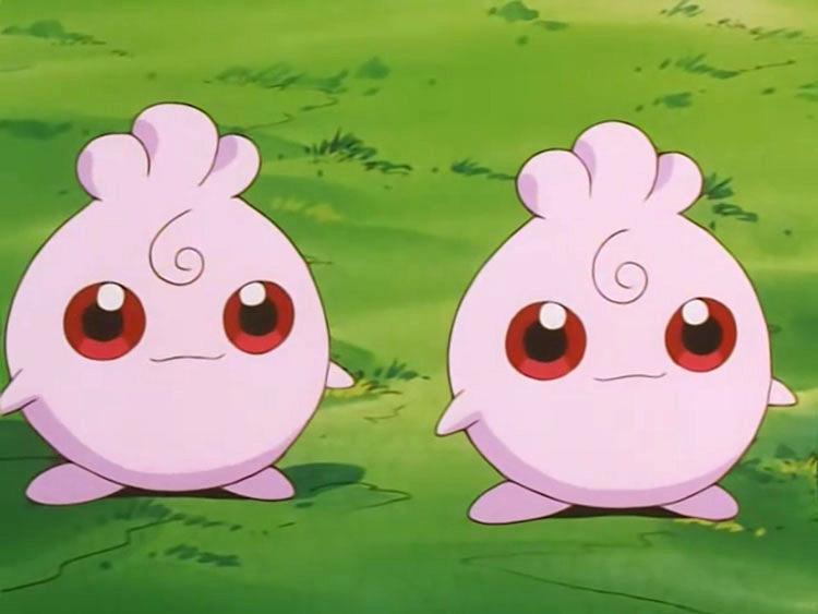 Igglybuff pokemon anime
