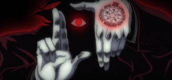 Hellsing Ultimate screenshot esoteric vampires
