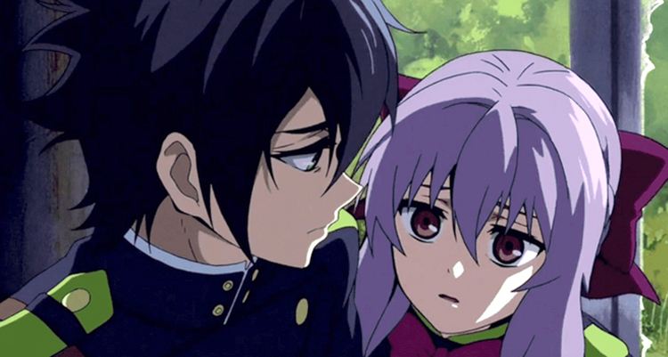 Seraph of the End (Owari no Seraph) anime