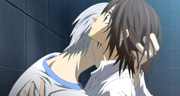 Vampire Knight anime screenshot
