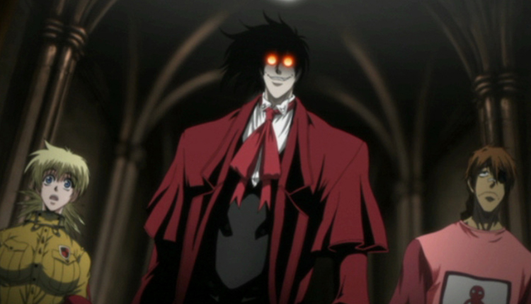 Hellsing Ultimate anime screenshot