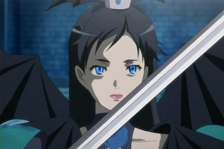 Blood+ anime screenshot