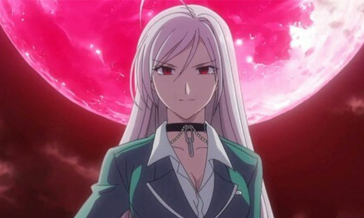 Rosario + Vampire anime