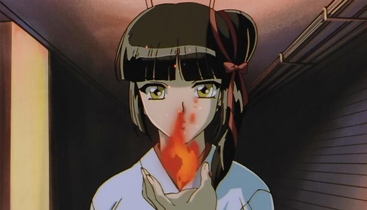 Vampire Princess Miyu anime