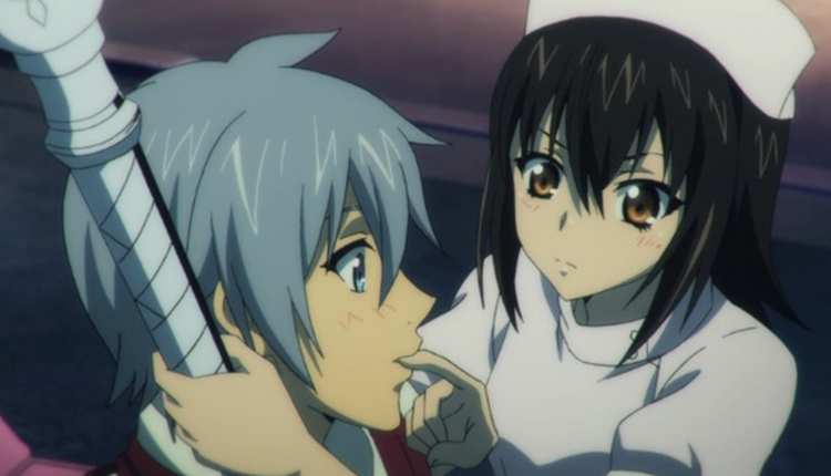 Strike the Blood anime