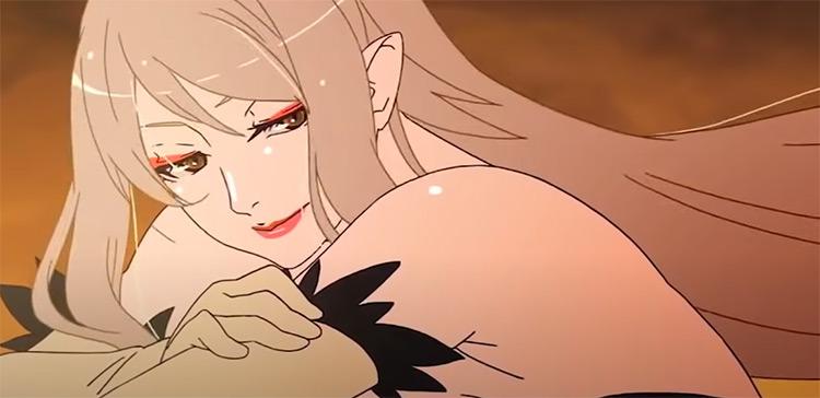 Kizumonogatari I: Tekketsu-Hen anime
