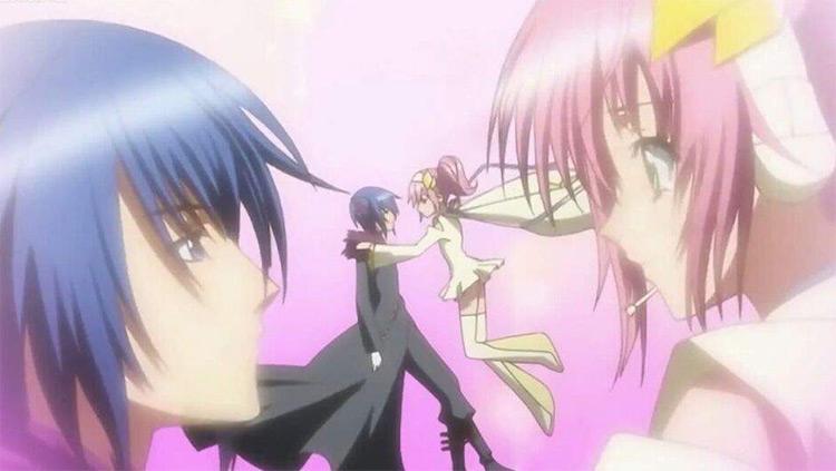 Shugo Chara Anime
