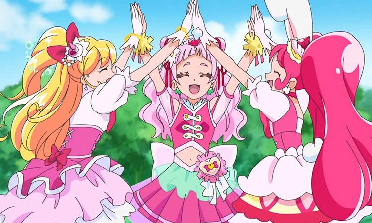 Pretty Cure Anime