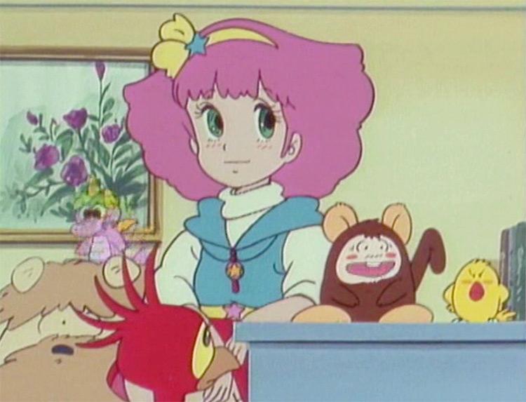 Magical Princess Minky Momo Anime