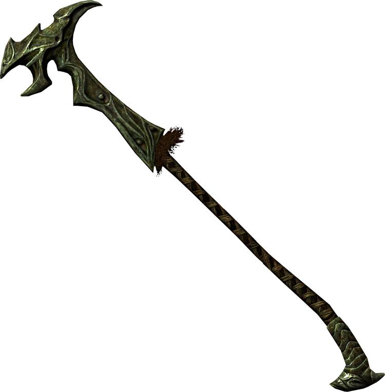 The Longhammer in Skyrim