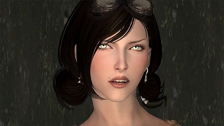 Female Facial Animation Skyrim
