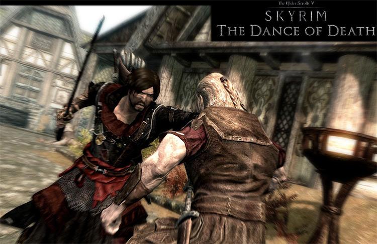 Dance of Death Skyrim mod