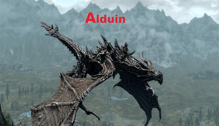 Fully Flying Dragons mod