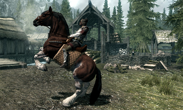 Warbound – Unique Horses mod