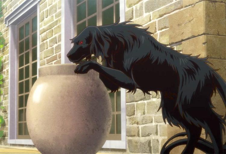 Ruth in Mahoutsukai no Yome Anime