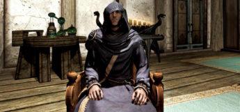 Farengar in Skyrim