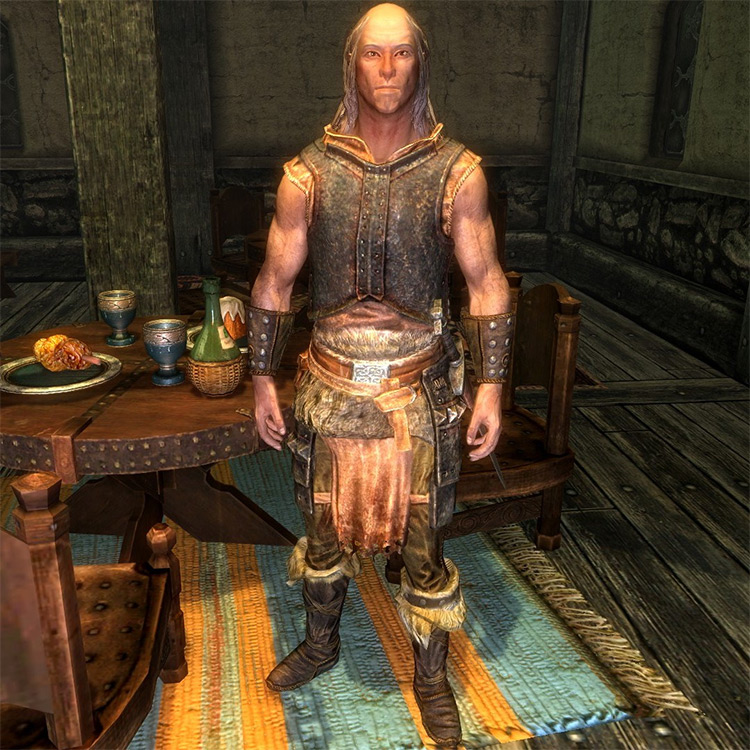 Belrand in Skyrim