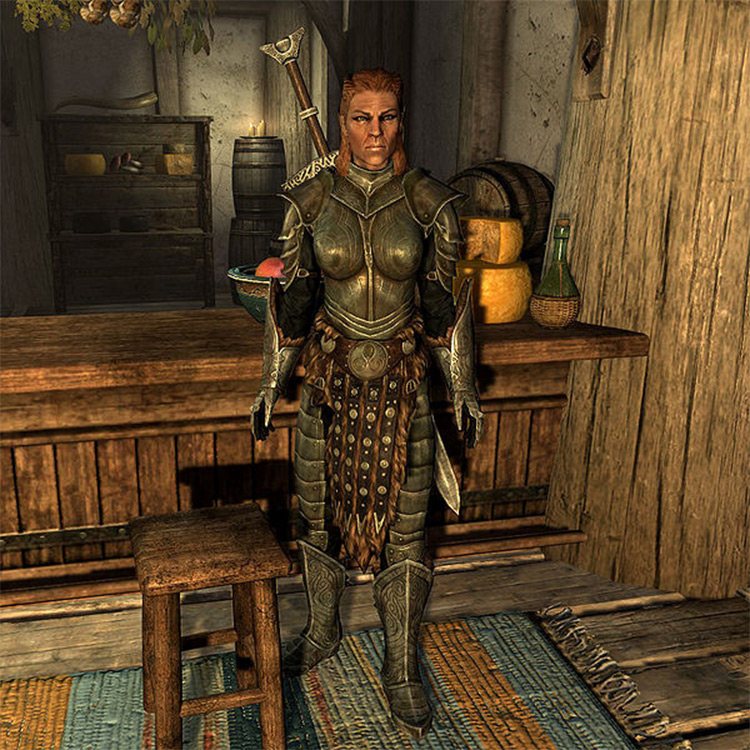 Uthgerd The Unbroken in Skyrim