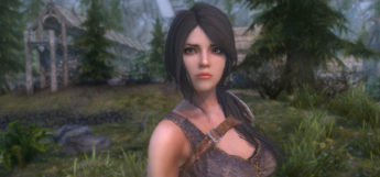 Sofia modded wife in Skyrim